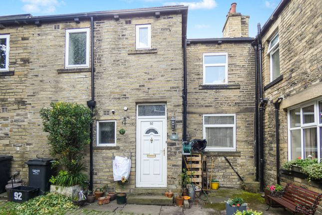Thumbnail 3 bed terraced house for sale in Halifax Road, Brighouse