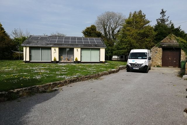 Thumbnail Detached bungalow to rent in 3 Bed Detached Bungalow, Mudeford, Jeffreyston