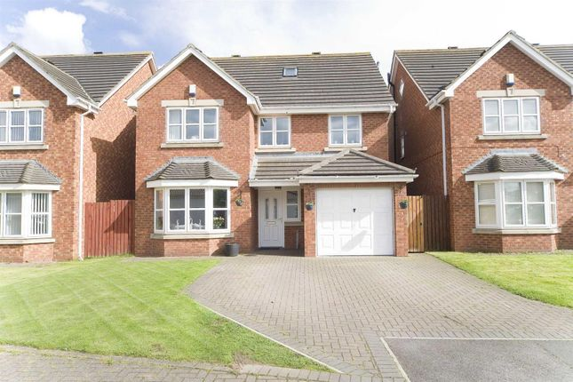 Thumbnail Detached house for sale in Forester Close, Seaton Carew, Hartlepool