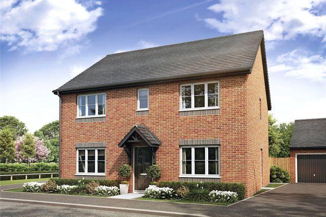 Thumbnail Detached house for sale in Malvhina Court, Brook Farm Drive, Malvern, Worcestershire