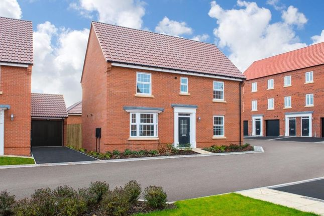 "Thumbnail Detached house for sale in ""Layton"" at Ellerbeck Avenue, Nunthorpe, Middlesbrough"