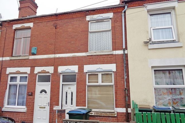 Thumbnail Terraced house for sale in Awson Street, Coventry
