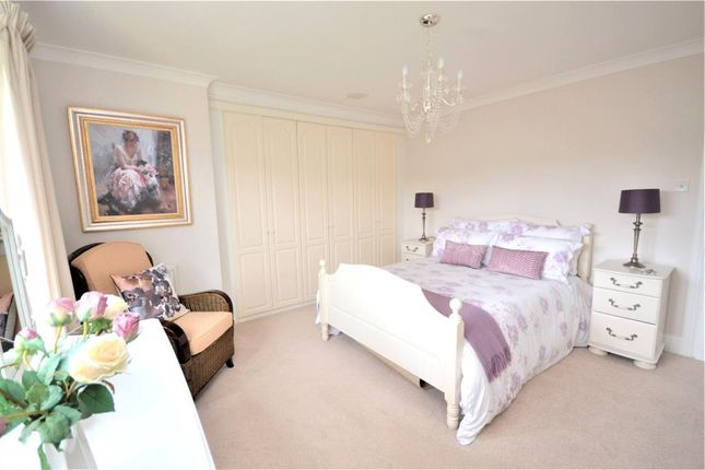 Bedroom of Lake View, St. Mellion, Saltash, Cornwall PL12