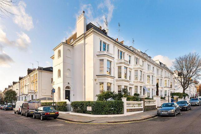 Thumbnail End terrace house for sale in Argyll Road, Kensington, London
