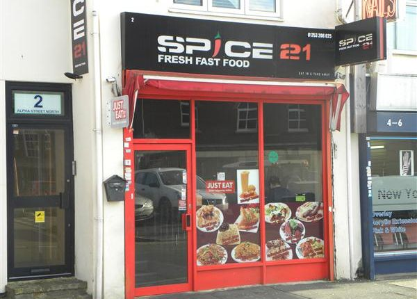 Commercial property for sale in Alpha Street North, Slough