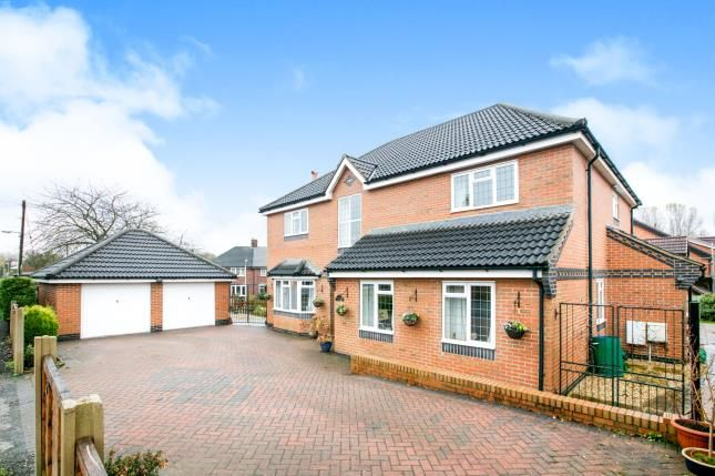 Thumbnail Detached house for sale in New Road, Anderton, Northwich, Cheshire