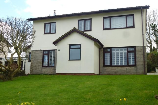 Thumbnail Detached house to rent in Clearview, Shirenewton, Shirnewton