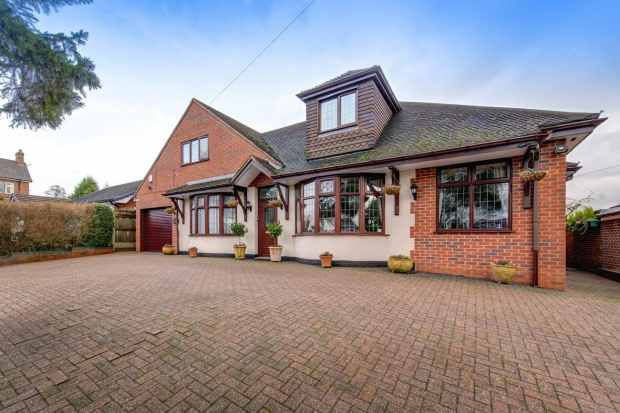Thumbnail Detached house for sale in Pastures Hill, Derby, Derbyshire