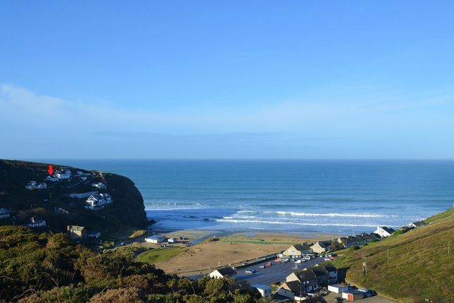 Thumbnail Detached bungalow for sale in Porthtowan, Truro