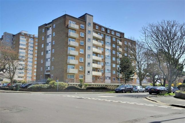 Thumbnail Flat for sale in Manor Lea, Boundary Road, Worthing, West Sussex