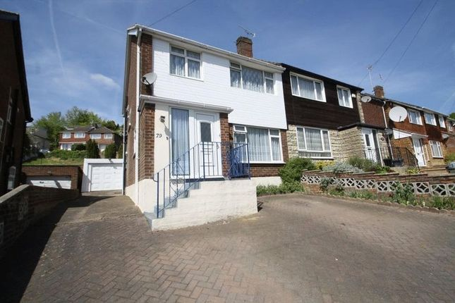 Thumbnail Semi-detached house for sale in Arnison Avenue, High Wycombe