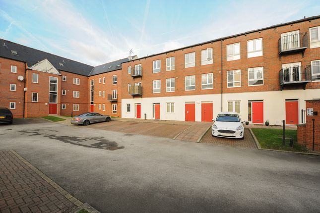Thumbnail Flat for sale in School Board Lane, Chesterfield