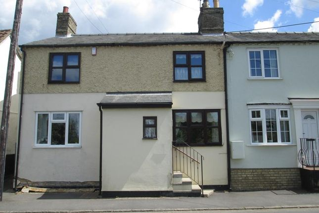 Terraced house to rent in High Street, Wrestlingworth