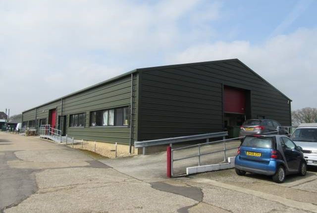 Thumbnail Light industrial to let in Billingshurst Road, Coolham, Horsham