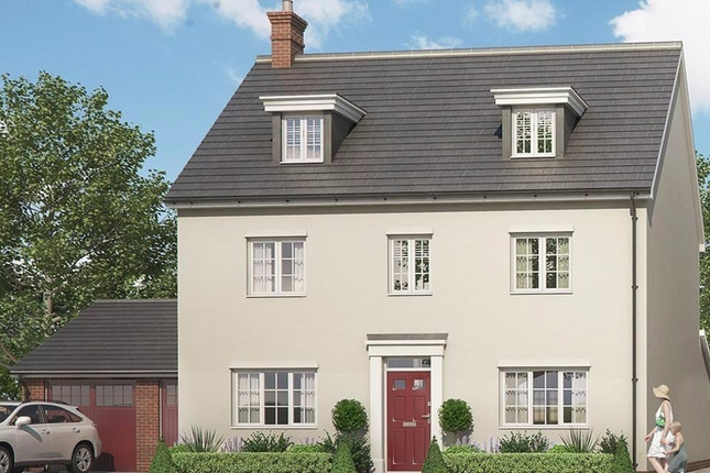 Thumbnail Detached house for sale in The Tamar, Little Hollows, Hollow Lane, Nr Chignal Smealy, Chelmsford, Essex