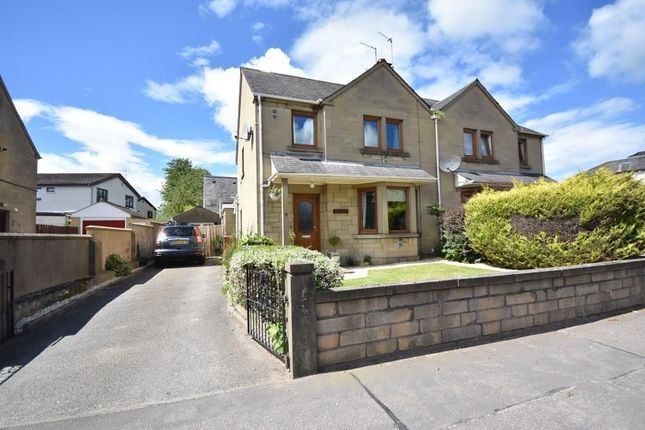 Thumbnail Semi-detached house for sale in Hay Street, Elgin