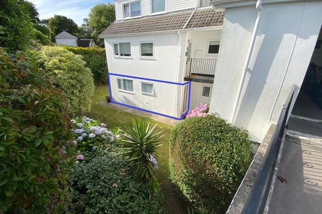 Thumbnail Flat for sale in Boskenza Court, Carbis Bay, St Ives, Cornwall