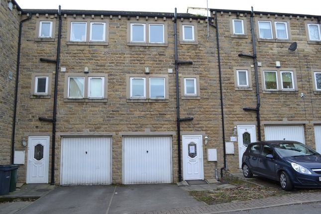 Thumbnail Town house to rent in Old Clock Mill Court, Denholme, Bradford