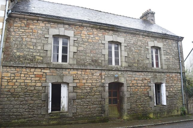 Thumbnail End terrace house for sale in 56160 Ploërdut, Morbihan, Brittany, France