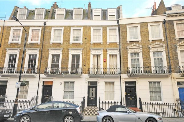Exernal of Tachbrook Street, Pimlico, London SW1V