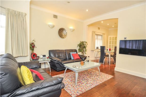 Thumbnail Semi-detached bungalow for sale in Wood Lane, Kingsbury