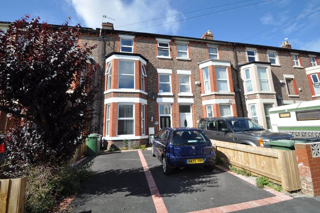 Thumbnail Flat to rent in Manor Road, Wallasey