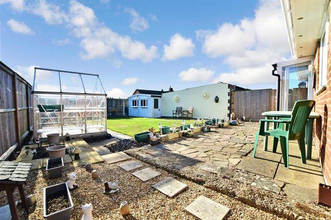 Rear Garden of Meadowbrook Road, Kennington, Ashford, Kent TN24