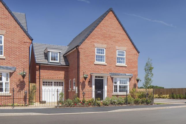 "Thumbnail Detached house for sale in ""Lincoln"" at Staunton Road, Coleford"