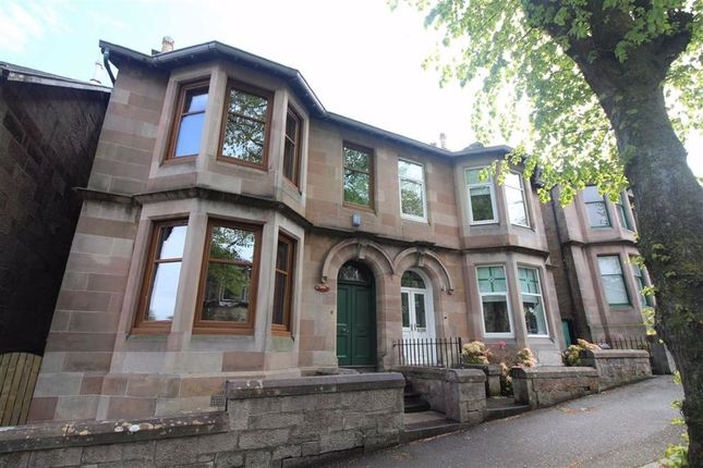 Thumbnail Semi-detached house for sale in Forsyth Street, Greenock