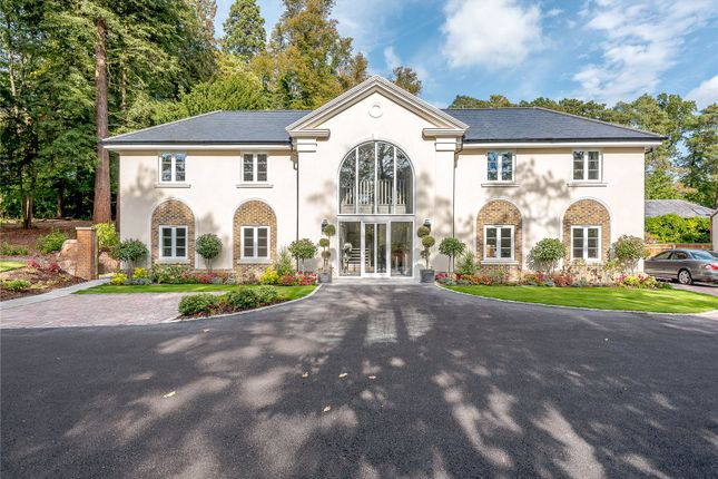 Thumbnail Flat for sale in The White House, Englemere Estate, Kings Ride, Ascot