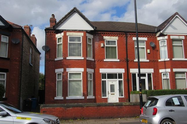 Terraced house for sale in Kings Road, Old Trafford, Manchester.