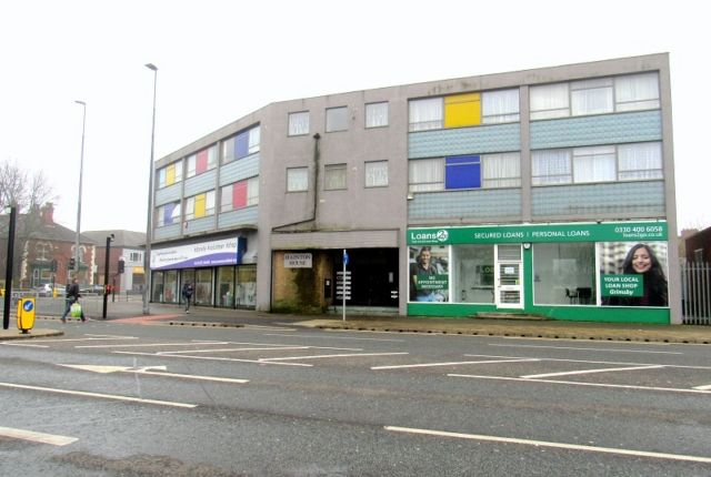 Thumbnail Flat to rent in Hainton Square, Grimsby
