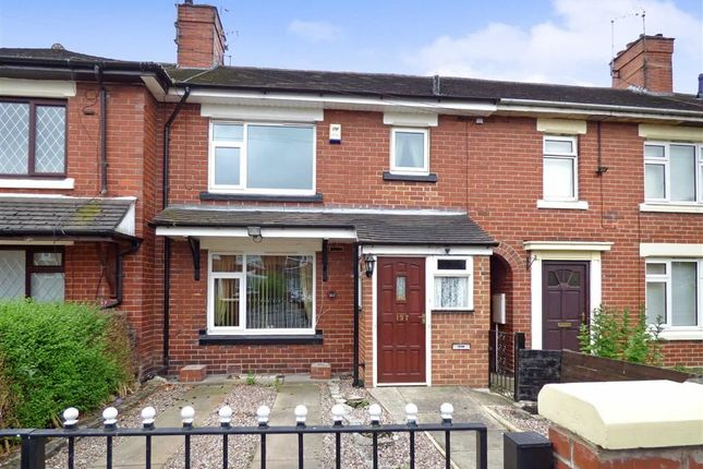 Thumbnail Town house for sale in Abbots Road, Stoke-On-Trent