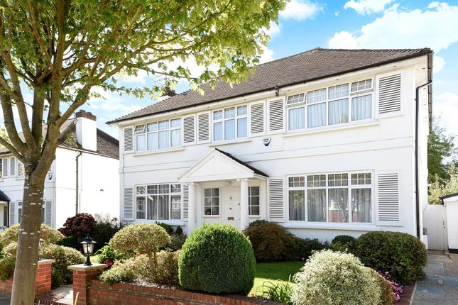 Thumbnail Detached house for sale in Rowben Close, Totteridge