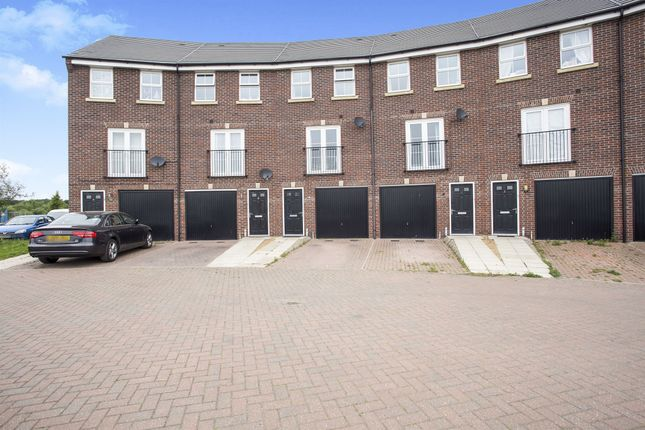 Thumbnail Terraced house for sale in Wilson Crescent, King's Lynn