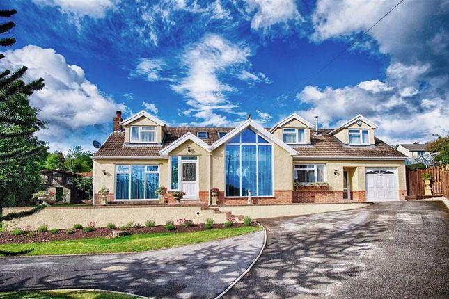 Thumbnail Detached house for sale in Parc Seymour, Penhow, Caldicot