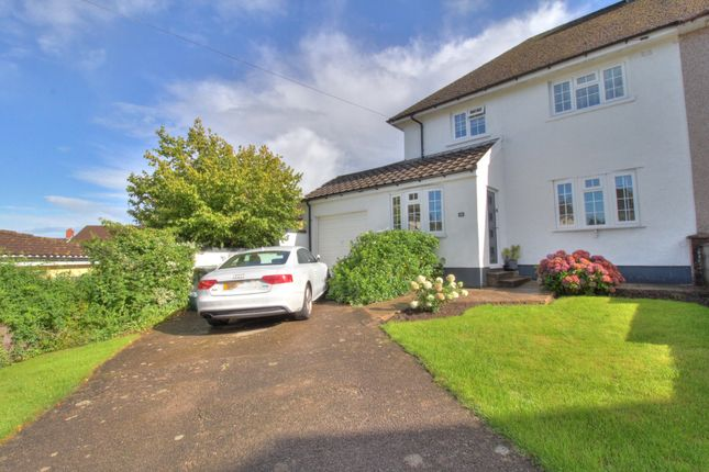 3 bed semi-detached house for sale in Bronrhiw Avenue, Caerphilly CF83