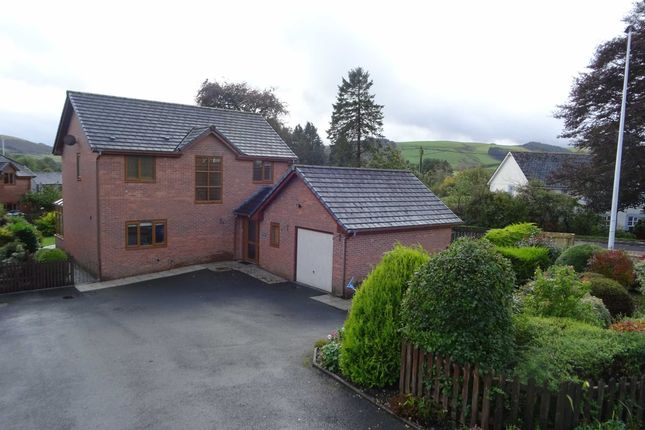 Thumbnail Detached house for sale in Parc Curig, Llangurig, Llanidloes, Powys