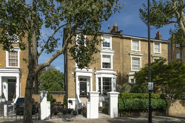 Semi-detached house for sale in Hamilton Terrace, St Johns Wood, London