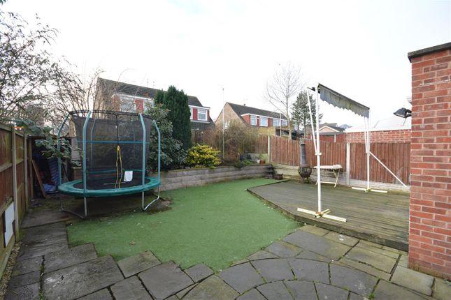 Garden of Bagnall Road, Basford, Nottingham NG6