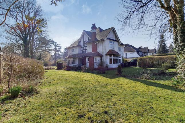 6 bed detached house for sale in Woodcote Drive, Coulsdon, Purley CR8