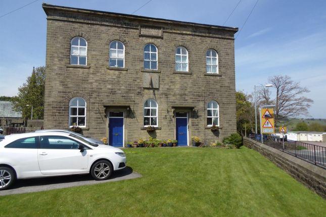 Thumbnail Flat to rent in Curtis Court, Church Street, Cullingworth, Bradford