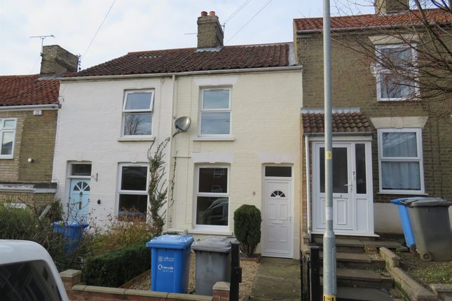 3 bed terraced house for sale in Stone Road, Norwich