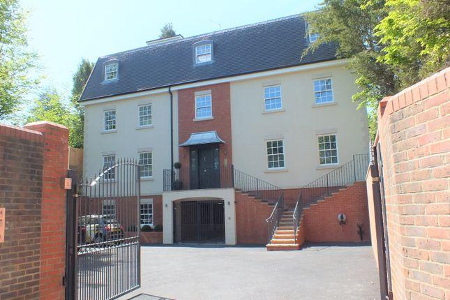 Thumbnail Flat to rent in Claremont Lane, Esher