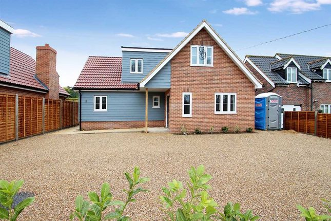 Thumbnail Property for sale in Hollyhock, Byng Hall Road, Ufford, Woodbridge