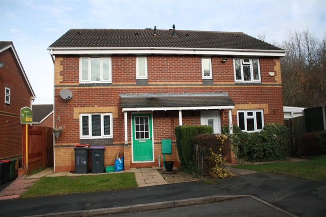 Thumbnail Semi-detached house to rent in Ragged Robins Close, St. Georges, Telford