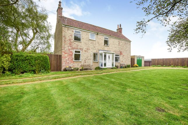 Thumbnail Detached house for sale in Wainfleet, Skegness