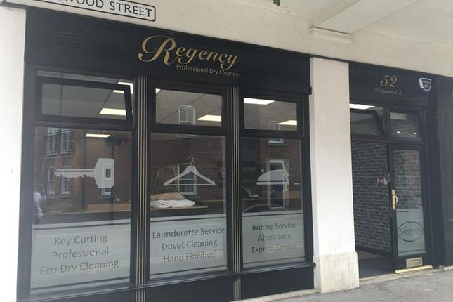 Thumbnail Retail premises to let in 52 Wedgewood Street, Fairford Leys, Aylesbury, Buckinghamshire