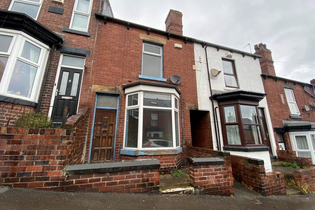 Thumbnail Terraced house for sale in Hunter Hill Road, Sheffield