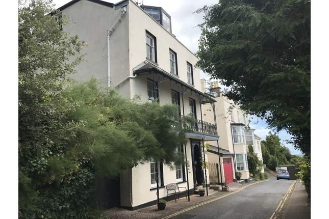 Thumbnail Hotel/guest house for sale in Lammas Park House, Dawlish
